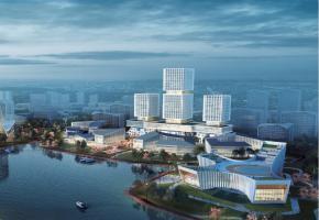 郑东新区科学谷数字小镇建设项目(一期)